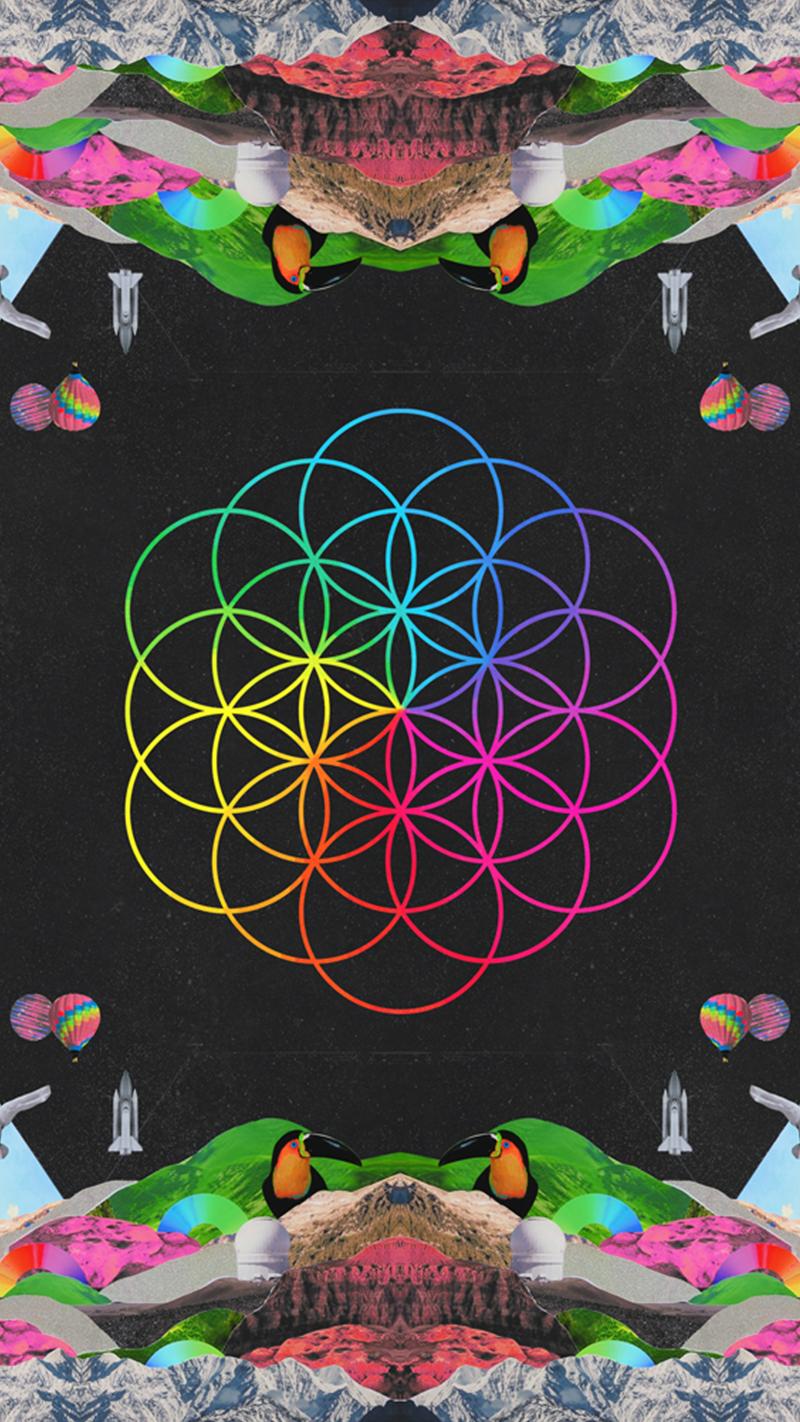 Coldplay A Head Full Of Dreams Wallpaper